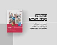 Brand Profile Design
