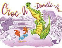 Croc-A-Doodle-Doo