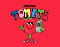 Disque Tomate