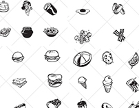 Commercial Illustration - Icons