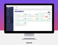 User Interface(dashboard)