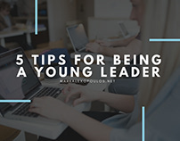 5 Tips for Being a Young Leader