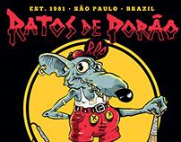 Ratos de Porão - ASIA TOUR 2018