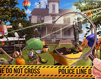 CRIME SCENES Scena 2 - hidden object games