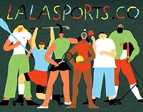 LA LA Sports