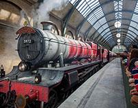 Hogwarts Express / Supervising Editor