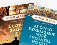 Mitch Albom | Capas de livro