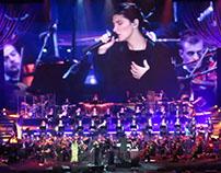 Ermal Meta feat. Elisa all'Arena di Verona.