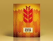 Ziraat Bank - Sustainability Report 2016 Design
