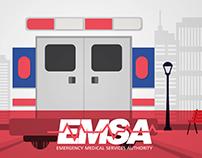 EMSA Motion Graphics Video