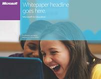 Microsoft White Paper template