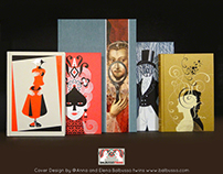 COVER DESIGN FOLIO SOCIETY BOOKS