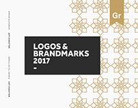 LOGOS & BRANDMARKS 2017