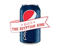 Mo Salah for Pepsi