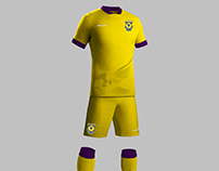 Comerciantes Unidos Football Kit