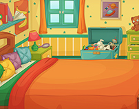 Childish Bedroom