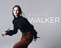 Catch the Walker Feb 2017 - Fashion Film