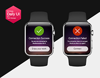 Daily UI Challenge #011 Flash Message