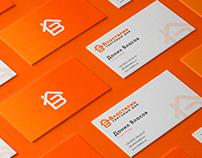 """Логотип для сети строительных магазинов """"Властелин"""""""