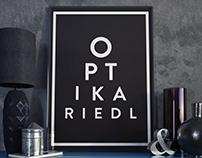 OPTIKA RIEDL - Logotyp