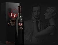 Six Vinos - Diseño de marca