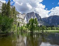 Flowing Yosemite