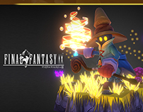 """Final Fantasy"" Vivi"