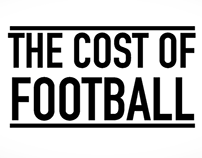 The Cost of Football - Final Year Project