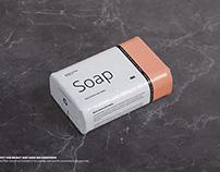 Soap Mockup Set