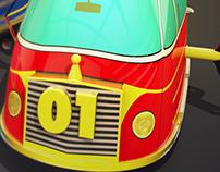 Model a Toy Car in Cinema 4D   Skillshare Class