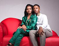 Emtee & Wife