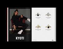 Kyoti / Lookbook