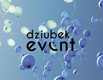 dziubek event branding