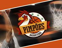 Pimpões Basket, Branding