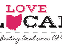 Love Local Logo for Dorothy Lane Market