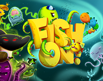 Casual Game Graphics / FishOn