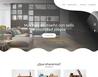 Futura Deco | Web