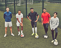 Under Armour Global Football/Soccer
