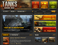 Tanks Ground War Game Portal