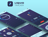 Liquid Tracker Mobile Application