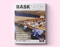 Communauté d'agglo. Pays Basque — Magazine