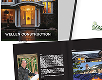 Book Design and Layout for Wellen Construction