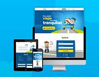 Diseño Web | Mitaxi