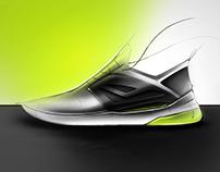 Concept Shoe - Quick Render