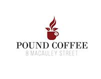 Pound Coffee café