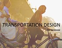 Cycle Rickshaw Redesign