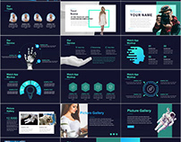 27+ Best business Creative chart PowerPoint template