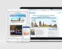 Educatius Sweepstakes Campaign