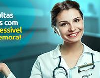 Anúncio Médicos Express