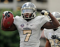 Ralph Webb to play one more year for Vanderbilt